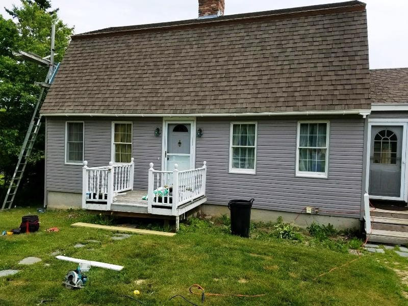 Siding Projects By Home Improvements Of Augusta Maine Do